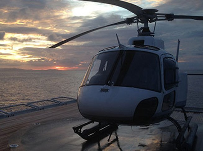 Helicopter Chartering