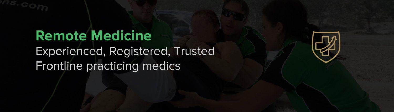 Remote Medicine 1